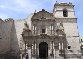 Iglesia de la Compañia de Jesus, Arequipa
