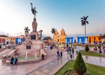 Trujilllo Plazade Armas