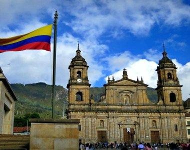 Colombia plaza