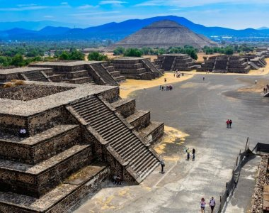 Piramides Teotihuacan